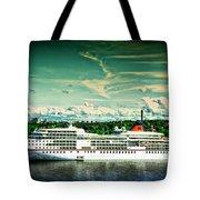Stockholm X Tote Bag