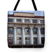 Stockton City Hall Tote Bag