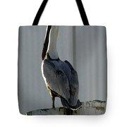 Stoic Pelical Tote Bag