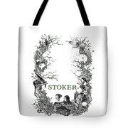 Stoker Tote Bag
