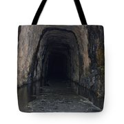 Stomp House Tunnel  Tote Bag
