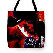 Stompin' Tom Tote Bag