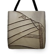Stone - Tile Tote Bag