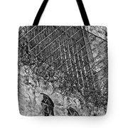 Stone And Lace Tote Bag