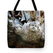 Stone Angels Tote Bag