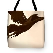 Stone Birds Tote Bag