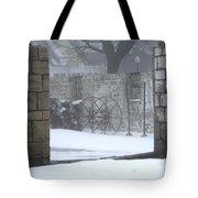 Stone Cellar Tote Bag