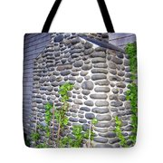 Stone Chimney Tote Bag