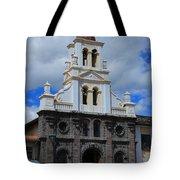 Stone Church Tote Bag