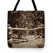 Stone Fence S Tote Bag