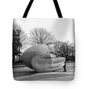 Stone Head Tote Bag