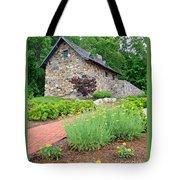 Stone House Fishers Indiana Tote Bag
