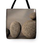 Stone Light Tote Bag