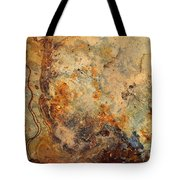Stone Maps Tote Bag