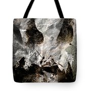 Stone Mask Tote Bag