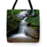 Stone Mountain Falls Tote Bag