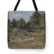 Stone Of The Field Tote Bag