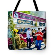 Stone Pony Catering Tote Bag