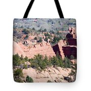 Stone Quarry In Red Rock Canyon Open Space Park Tote Bag