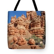 Stone Toadstools Tote Bag