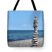 Stone Towers Tote Bag