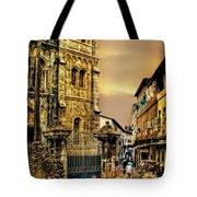 Stone Town, Zanzibar Tote Bag