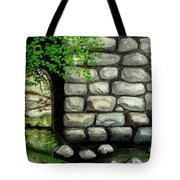 Stone Tunnel Tote Bag