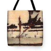 Stone Vision Corral - B Tote Bag