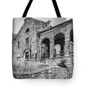 Stonehaven Monochrome  Tote Bag