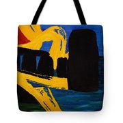 Stonehenge Abstract Evolution1 Tote Bag