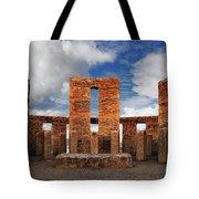 Stonehenge Altar Tote Bag