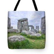 Stonehenge In England Tote Bag