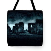 Stonehenge Mood Tote Bag