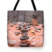 Stones In Balance Tote Bag