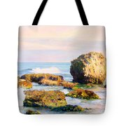 Stones In The Sea Tote Bag