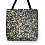 Stones On South Beach In Arklow Ireland Tote Bag