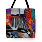 Stones That Roll Tote Bag