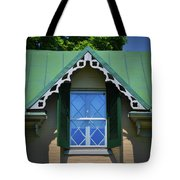 Stonewall Window Tote Bag