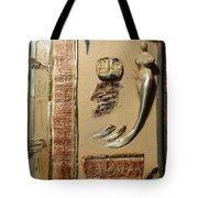Stoneware Mural Tote Bag