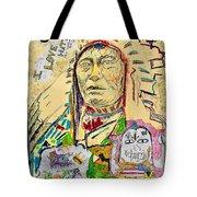 Stoney Chief  Tote Bag