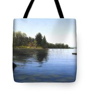 Stoney Lake Tote Bag