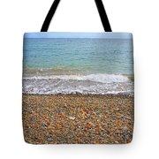Stony Beach Tote Bag
