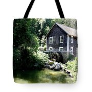 Stony Brook Gristmill And Museum Tote Bag