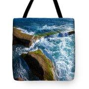Stony Shore In Costa Adeje Tote Bag