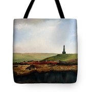 Stoodley Pike Tote Bag