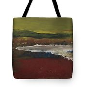 Stop And Go Landscape Tote Bag
