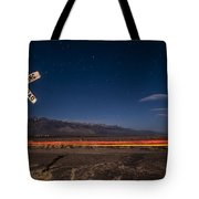 Stop Look Listen Tote Bag