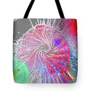 Stop The World... Tote Bag