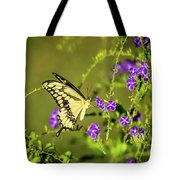 Stopping In For Dinner Tote Bag
