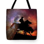 Stopping Power  Tote Bag